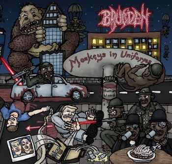 Brugden - Monkeys In Uniforms (2013)