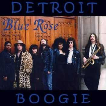 Blue Rose - Detroit Boogie (2011)