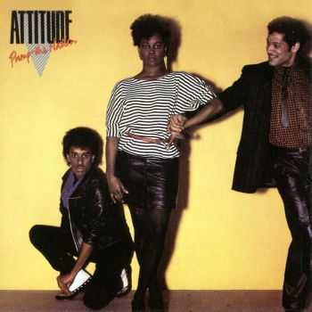 Attitude - Pump The Nation [Limited Edition] (2008) HQ