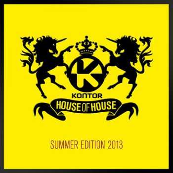 VA - Kontor House of House - Summer Edition 2013 (2013)