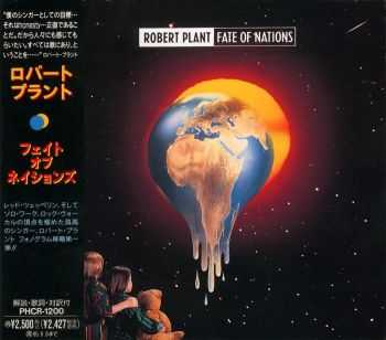 Robert Plant - Fate Of Nations [Japan] (1993) HQ