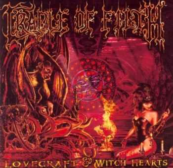 Cradle Of Filth - Lovecraft & Witch Hearts (2CD) 2002 (Lossless) + MP3