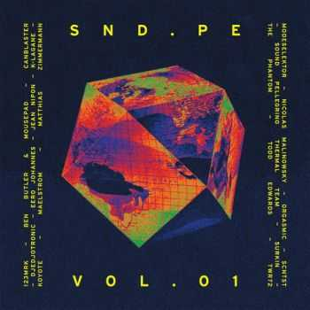 VA - Sound Pellegrino Presents SND. PE Vol. 1 (2013)