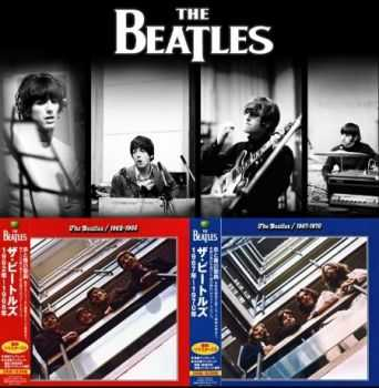 The Beatles - Red Album & Blue Album (Japanese Edition) 4CD (2010) (Lossless) + MP3