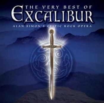Alan Simon - The Very Best Of Excalibur (2009)