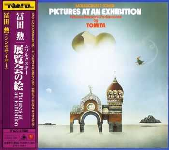 Isao Tomita - Pictures At An Exhibition (1975)