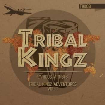 VA - Tribal Kingz Adventures, Vol. 1 (2013) 320