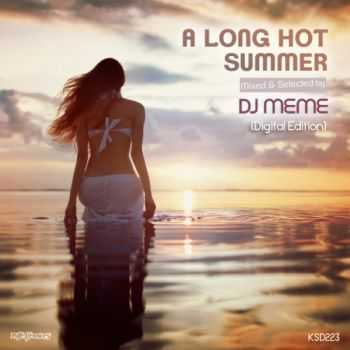 VA - A Long Hot Summer Mixed & Selected by DJ Meme (2013)