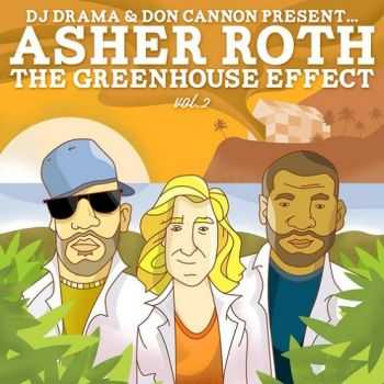 Asher Roth - The Greenhouse Effect Vol. 2 (2013)