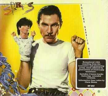 Sparks - Pulling Rabbits Out Of A Hat 1984 [Remastered Edition] (2013) HQ