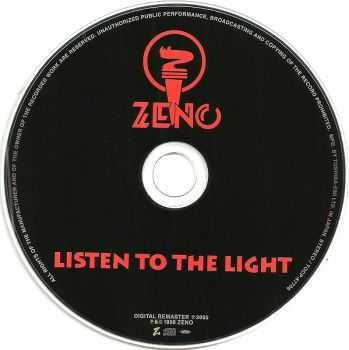 Zeno - Listen To The Light (1998) [Japanese Ed.]