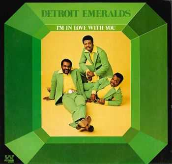 Detroit Emeralds - I'm In Love With You (1973)