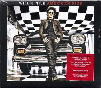 Willie Nile - American Ride [Expanded Edition] (2013) HQ
