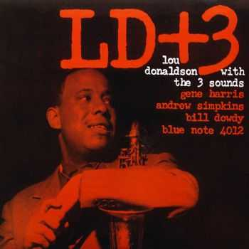 Lou Donaldson With The 3 Sounds - LD+3 (1959)