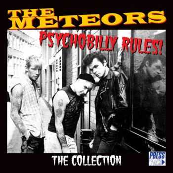 The Meteors - Psychobilly Rules! The Collection  (2013)
