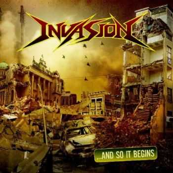 Invasion  - ...And So It Begins (2013)