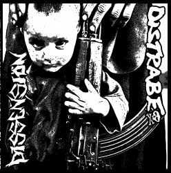 Distrabe + Dissension - Split 7'' (2013)