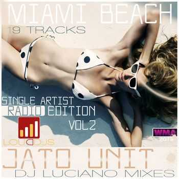 Jato Unit - Miami Beach Single Artist Club Edition VOL 2 (2013)