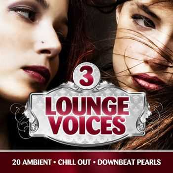VA - Lounge Voices, Vol. 3 (20 Ambient, Chill Out, Downbeat Pearls) (2013)