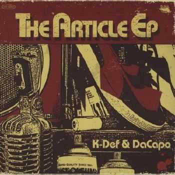 The Program (K-Def + DaCapo) - The Article EP (Expanded Edition) (2013)