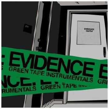 Evidence - The Green Tape Instrumentals (2013)