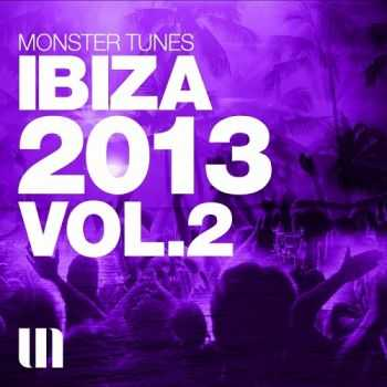 VA - Monster Tunes - Ibiza 2013 Vol 2 (2013)