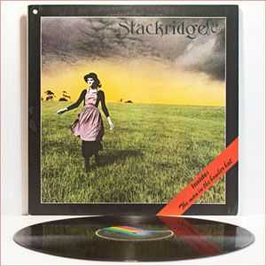 Stackridge - The Man In The Bowler Hat (1974) (Vinyl Rip)