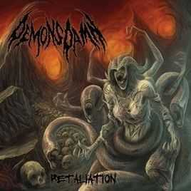 Demons Damn - Retaliation (2013)