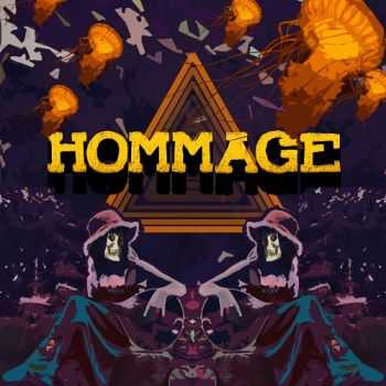 Hommage - Invaders (2013)