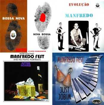 Manfredo Fest - Collection, 4 Albums