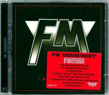 FM - Indiscreet (1986) [Remastered 2012]