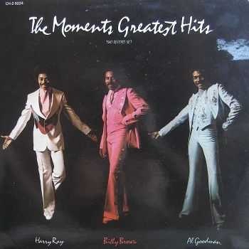 The Moments - Greatest Hits (1977)