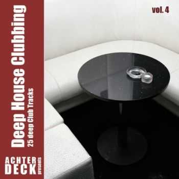 VA - Deep House Clubbing, Vol. 4 (2013)