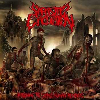Parasitic Ejaculation - Rationing The Sacred Human Remains (2013)