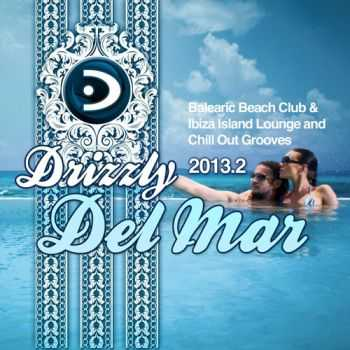 VA - Drizzly Del Mar 2013.2 (Balearic Beach Club & Ibiza Island Lounge and Chill Out Grooves) (2013)