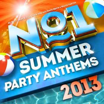 No. 1 Party People - No.1 Summer Party Anthems 2013 (2013)