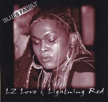 LZ Love & Lightning Red - Blues Family 2013