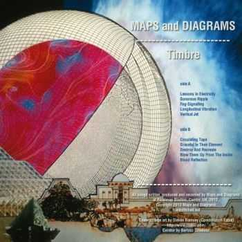 Maps and Diagrams - Timbre (2013)