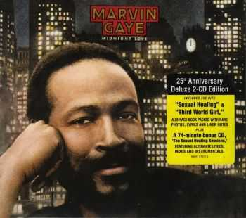 Marvin Gaye - Midnight Love & the Sexual Healing Sessions [25th Anniversary Deluxe 2CD Edition] 2007 HQ