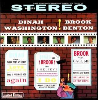 Dinah Washington & Brook Benton - The Two of Us (1959)