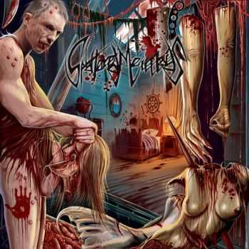 Splattered Mermaids - Reforged In Gore (2013)