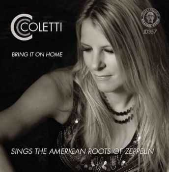 CC Coletti - Bring It On Home 2013