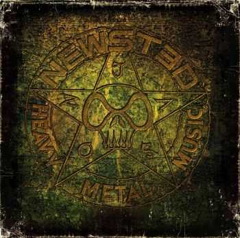 Newsted - Heavy Metal Music (Limited Edition) (2013)