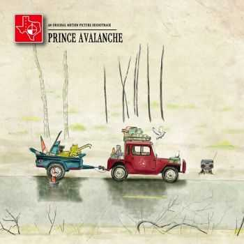Explosions In The Sky & David Wingo – Prince Avalanche (2013)