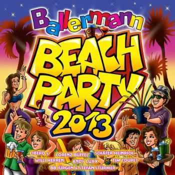 VA - Ballermann Beach Party 2013 [2CD] (2013)