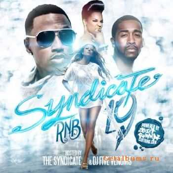 The Syndicate & DJ Five Venoms - Syndicate RnB 19 (2013)