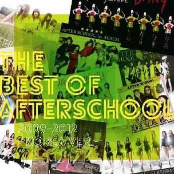 After School - The Best Of After School 2009 - 2012   (2013)