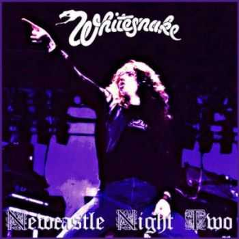 Whitesnake - Newcastle Night Two: Live In City Hall, Newcastle 14.12.1982 (Bootleg)  (1982)