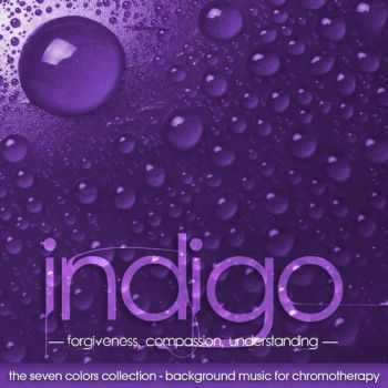 VA - The Seven Colors Indigo - Background Music for Chromotherapy (2013)