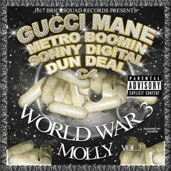 Gucci Mane - World War III Vol. 2: Molly (2013)